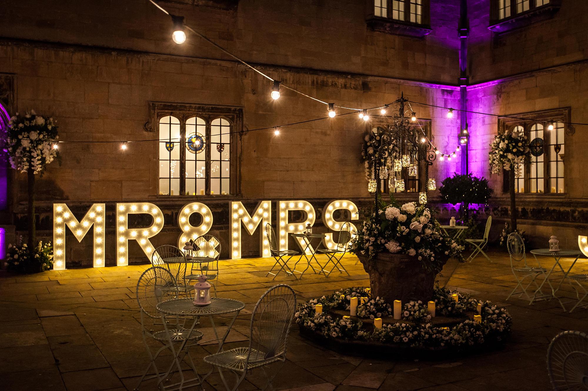 Wedding Evening Entertainment at Hengrave Hall